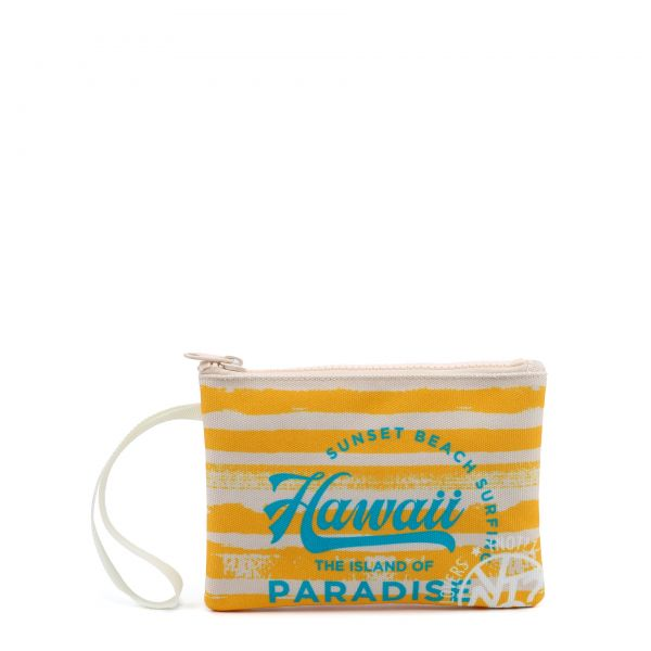 Pouch Bag Yellow