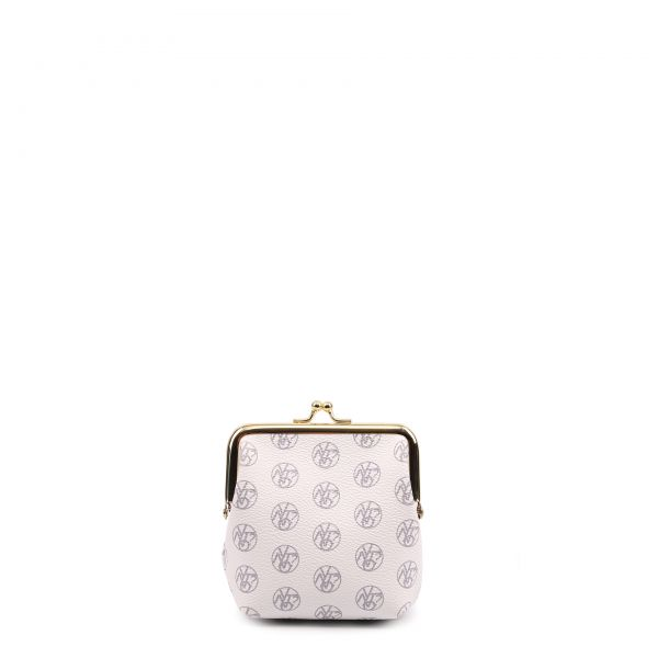 Coin Wallet White