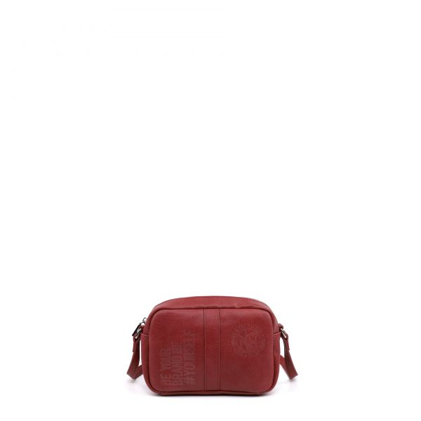 Small Flap Bag Strawberry