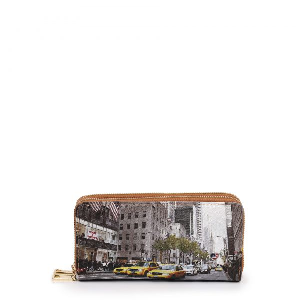 Wallet New York Streets